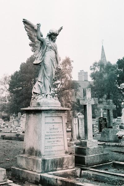 A Silent Angel